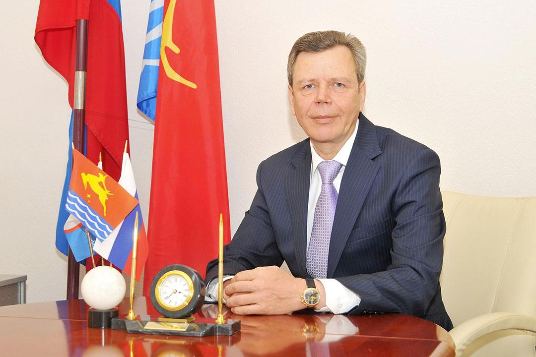 Абрамов Сергей Васильевич