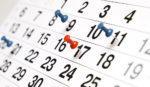 Основные Юбилейные даты 2019 года