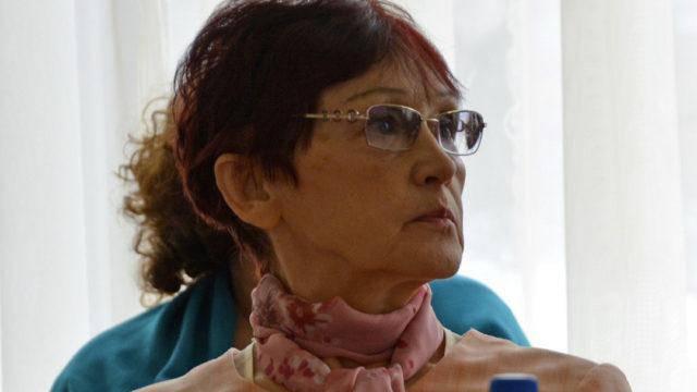 Тамара Дмитриевна Панова