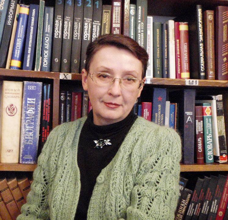 Едемская Светлана Ильинична