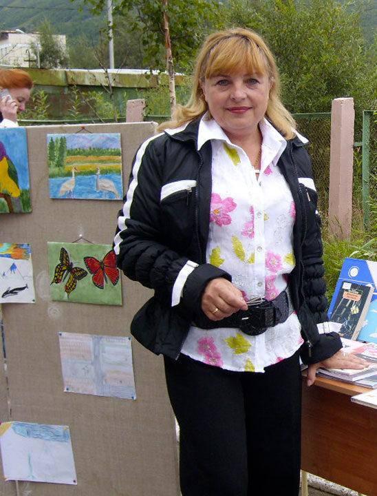 Русакова Людмила Филипповна