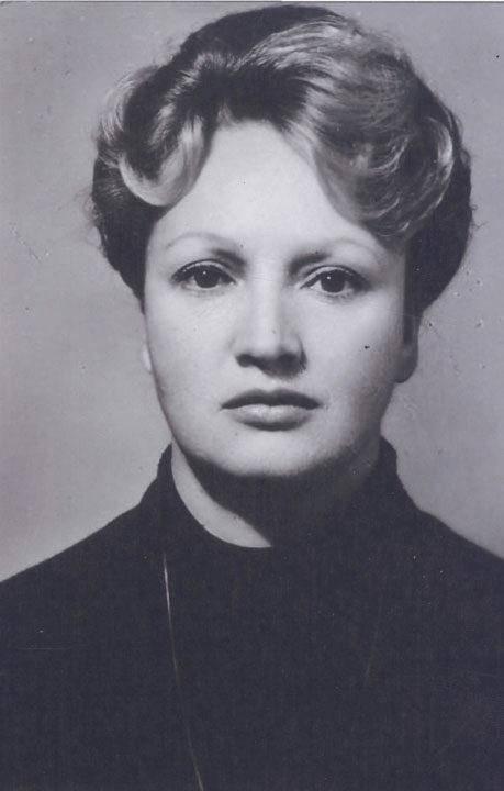 Русанова Светлана Федоровна