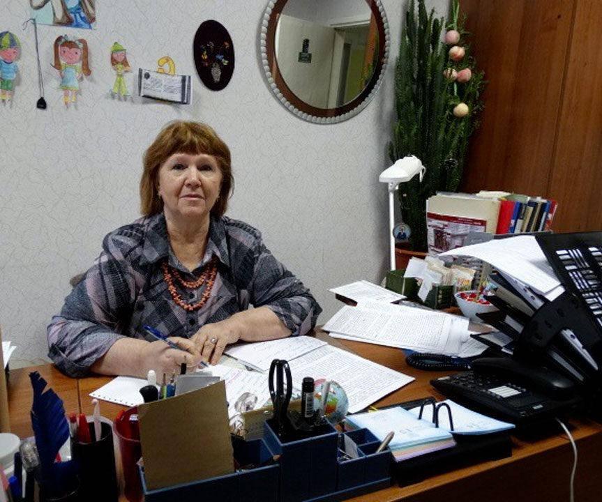 Шибанова Людмила Михайловна