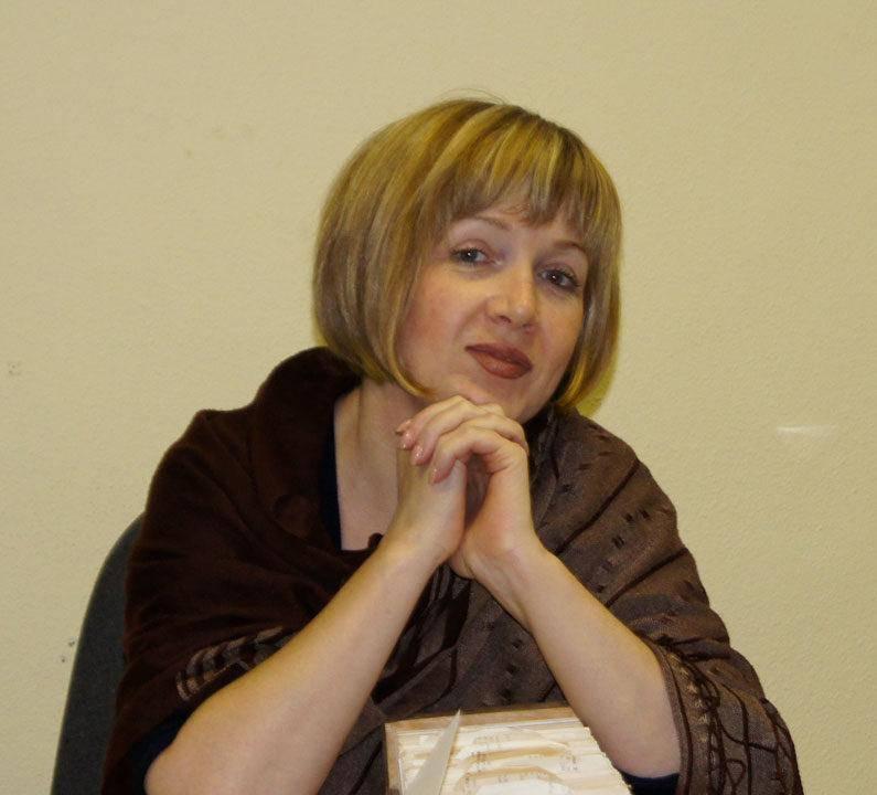 Сахно Светлана Ивановна