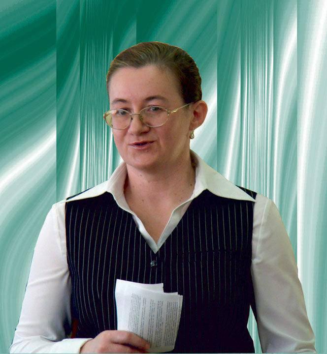 Симонова Светлана Игоревна