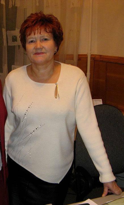 Цыгальницкая Клавдия Александровна