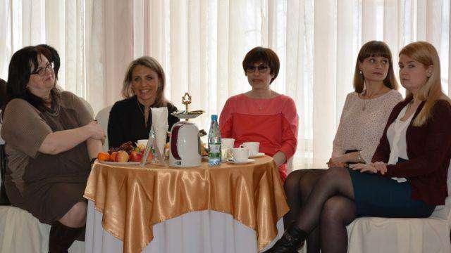 Встреча председателя Областной Думы с женщинами Колымы