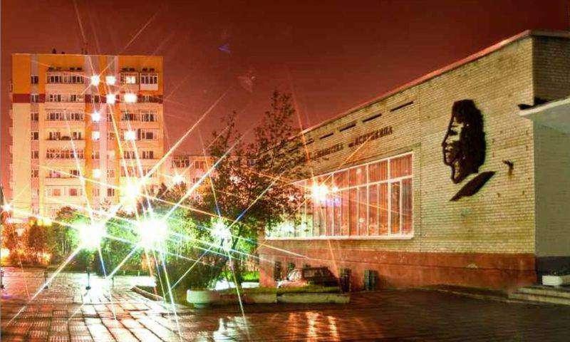 Публичный отчет  о работе ОГАУК «МОУНБ имени А. С. Пушкина» за 2018 год