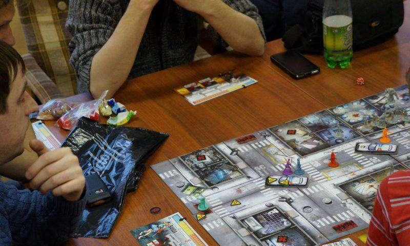 Клуб любителей настольных игр «Игроделика» ждет новых участников