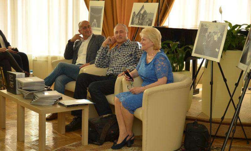 Презентации альбома и одноименной фотовыставки «Фотограф Расул Месягутов»