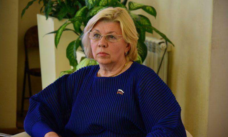 Встреча с депутатами Государственной Думы