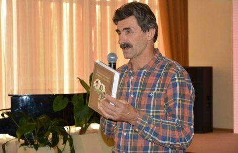 Встреча с путешественником Владимиром Снатенковым