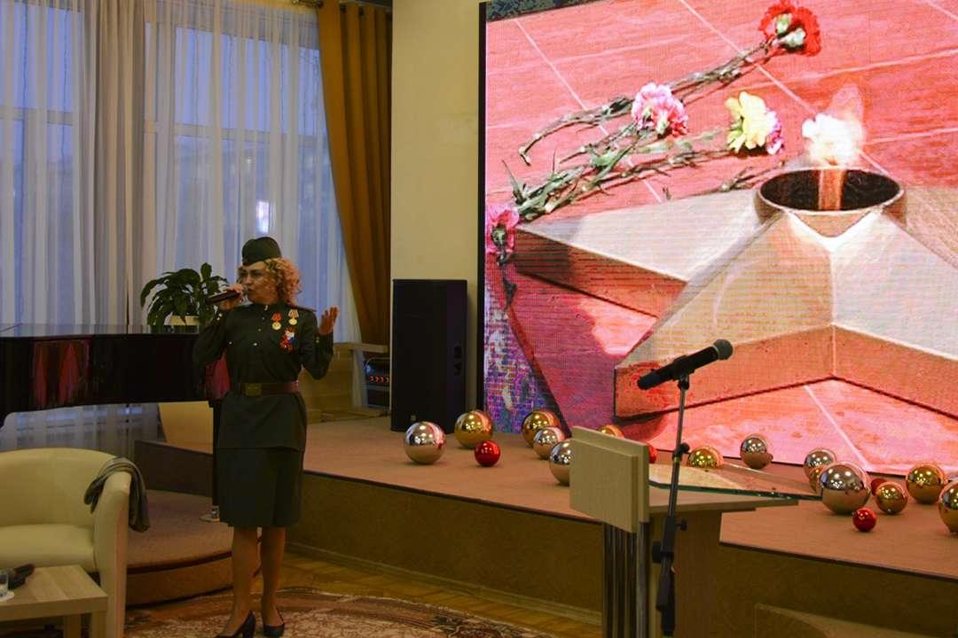 Презентация виртуального музея «Магаданский бессмертный полк