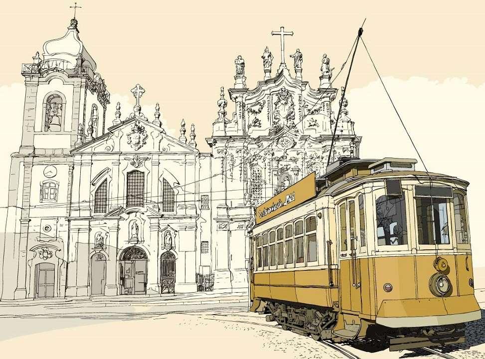 Книжная акция «Букинистический трамвай»