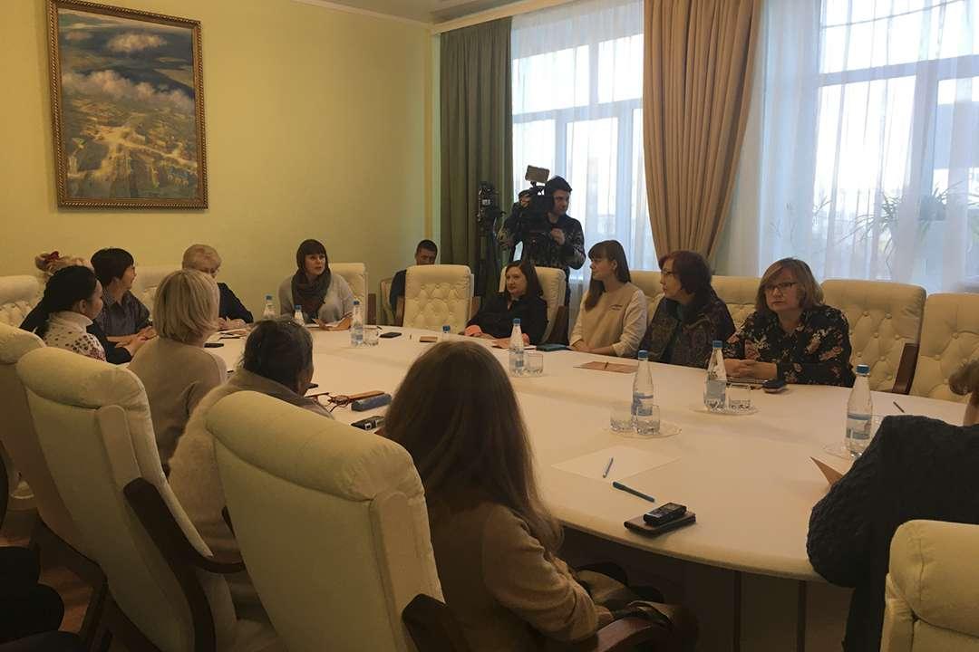 Пресс-конференция социально-культурного проекта «Н,ЭНЫЛ» (Мастера территории)