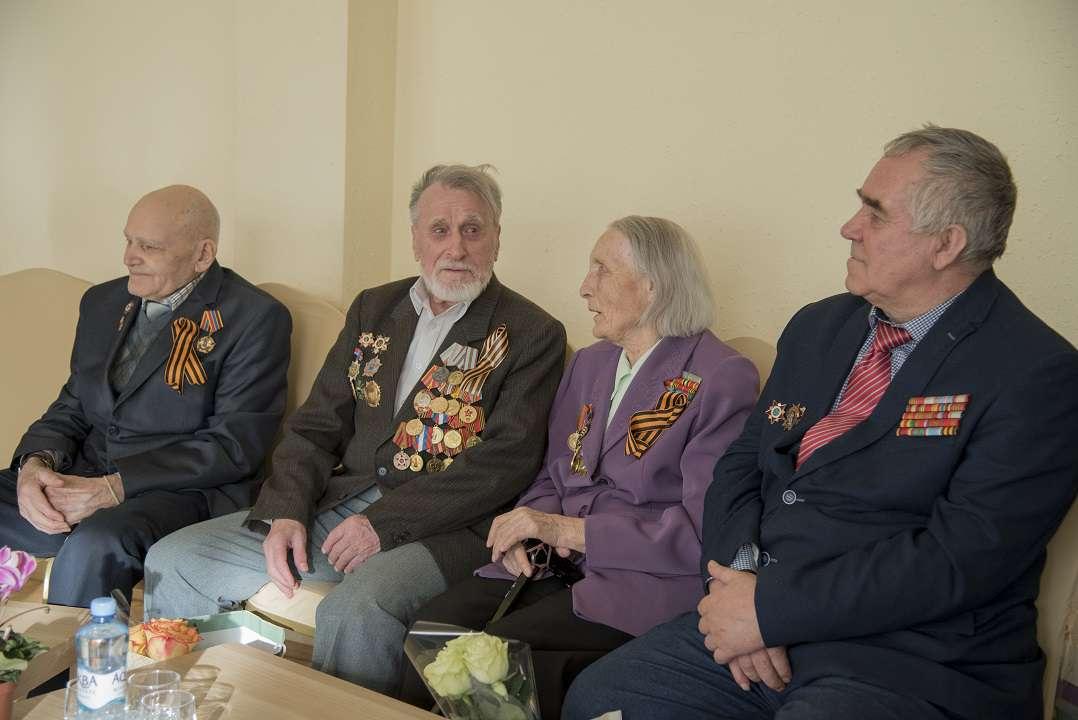 Встреча трех поколений
