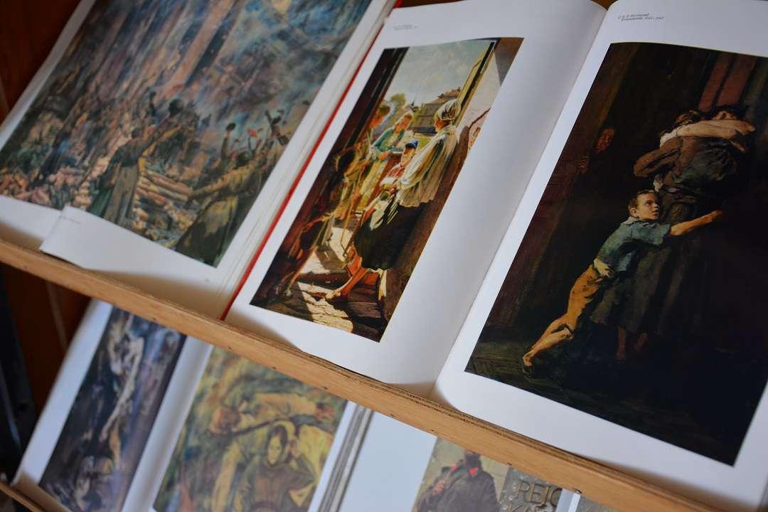 Книжная выставка «Война. Победа. Память. 1941-1945»
