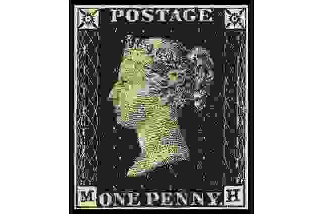 1 мая — день рождения почтовой марки.