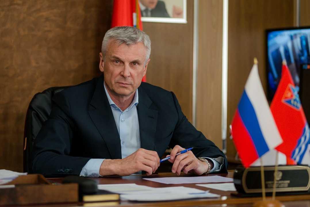 Сергей Носов избран секретарем магаданского регионального отделения «Единой России»