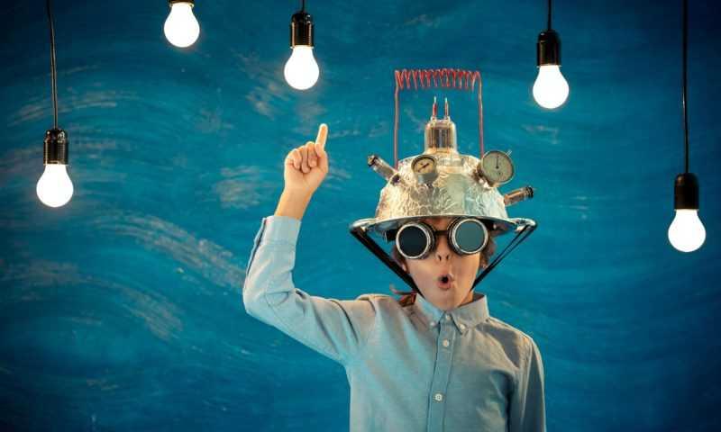 QR-квест «Юные изобретатели»