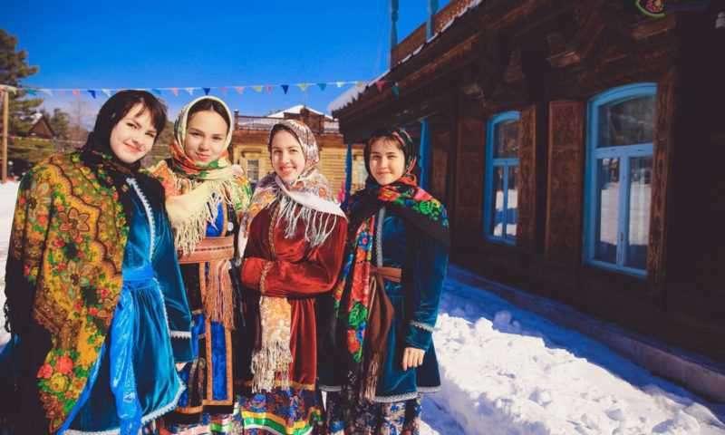 Инфоурок «Культурное наследие России»