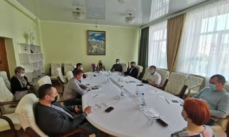 Заседание политсовета городского отделения «Единой России»
