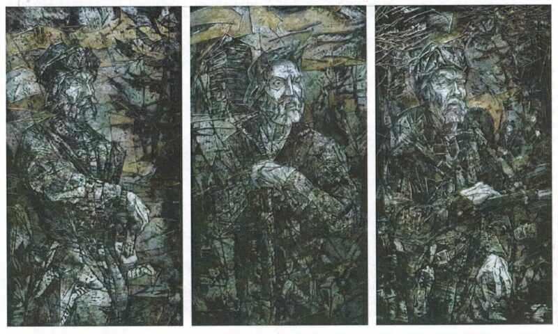 Выставка Владимира Мягкова