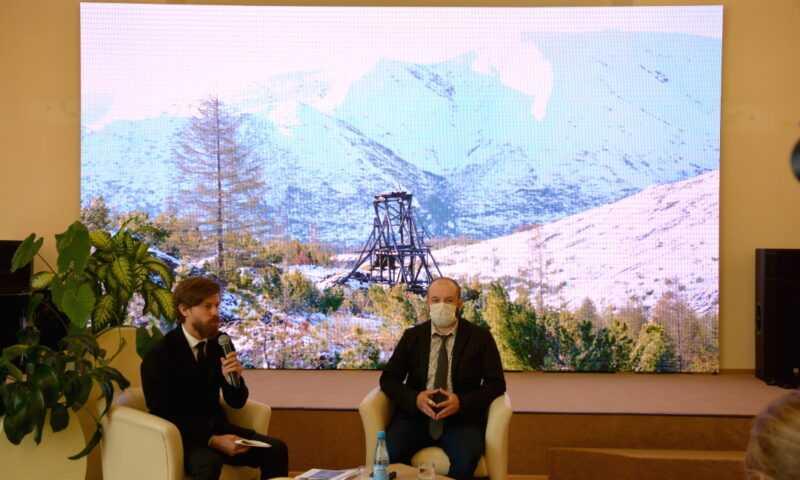 Пресс-конференция с участием Романа Романова