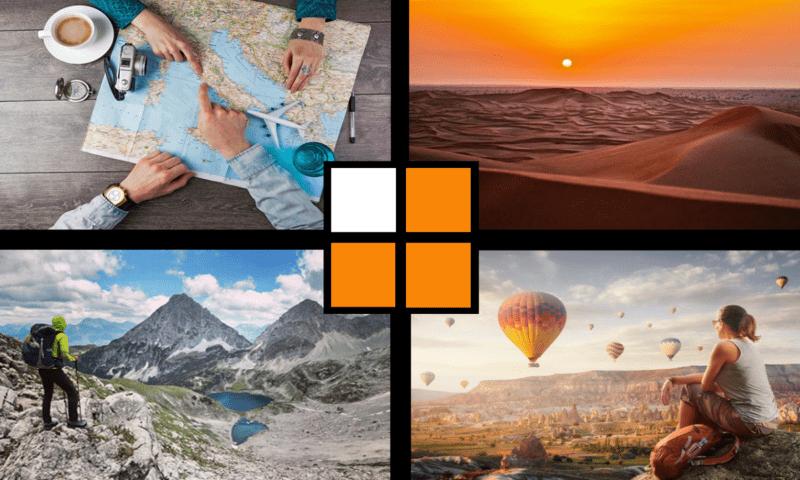 Онлайн-выставка «Мечта путешественника. Оранжевый гид»