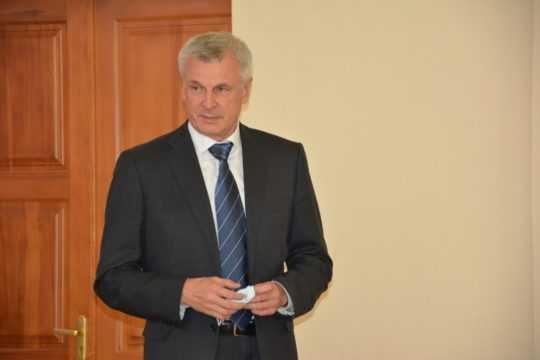 Встреча главы региона с представителями НКО