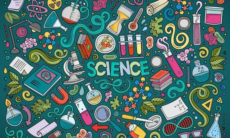 Видеовыставка «Наука в комиксах»