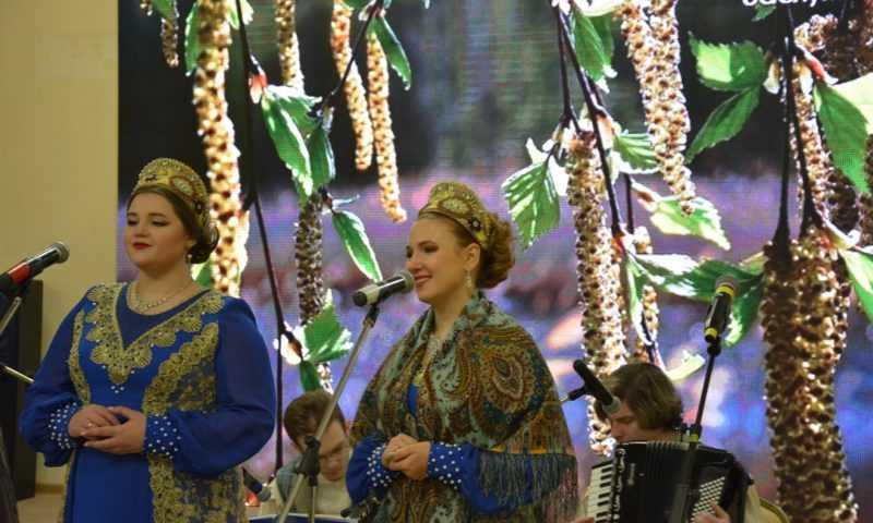 Концерт «Радуницы»