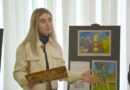 Открытие выставки-конкурса «Юные дарования»