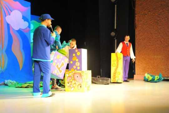Региональный фестиваль «Книжное море»