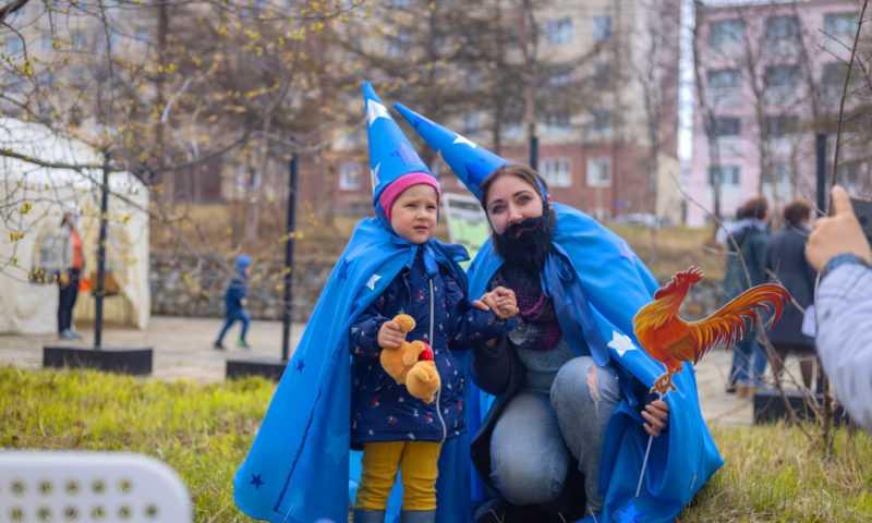 Фестиваль «Читай, Магадан!» открыл летний сезон Пушкинки