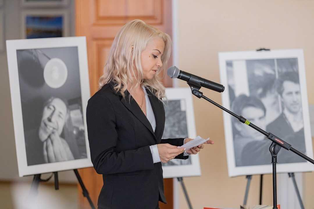 Фотограф Сергей Бурасовский. Почти портреты