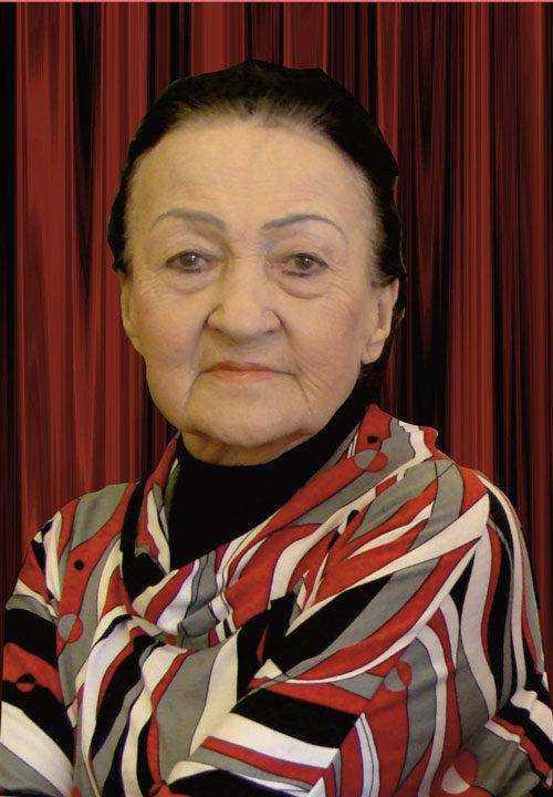 Ягунова Лидия Николаевна