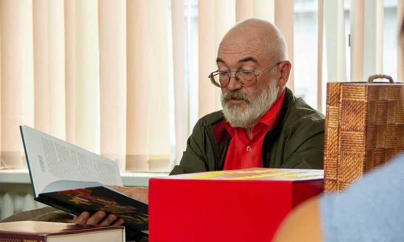 Участие Пушкинки в выставке-ярмарке «Книжное ожерелье Тихого океана»