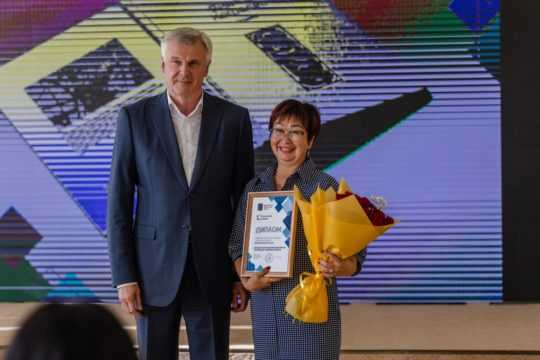 Встреча главы региона с победителями конкурса социальных проектов