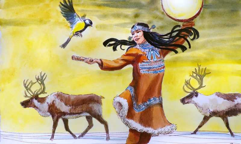 Легенда «Нимкан»