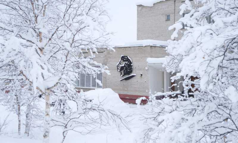 Библиотека перешла на зимний график работы