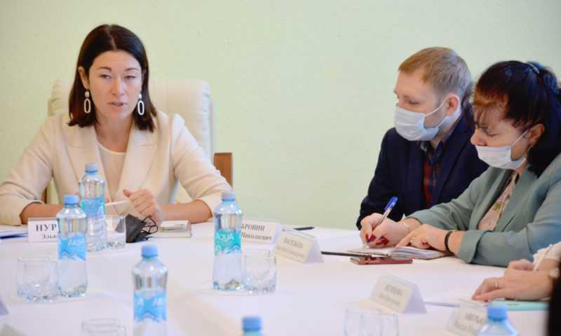 Совещание по проекту «Репродуктивное здоровье»