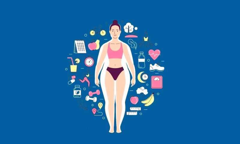 Публичная лекция «Чем опасен лишний вес?»